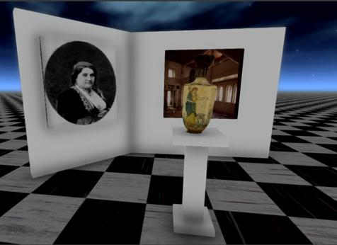 DynaMus — A Fully Dynamic 3D Virtual Museum Framework